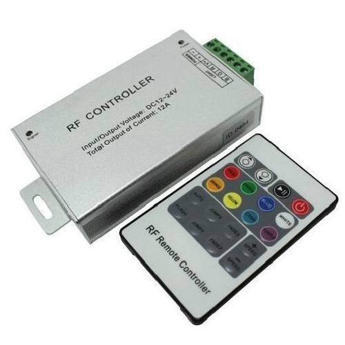 RGB strip 20key RF controller