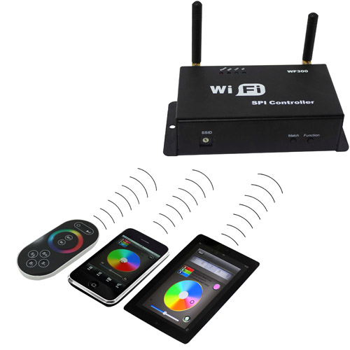 Digital RGB WIFI 300 LED Controller