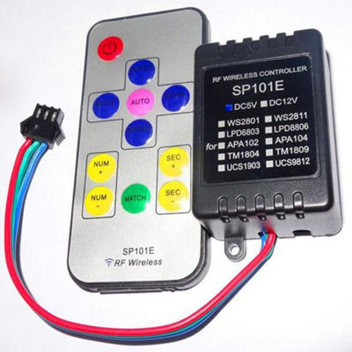 SP101E RF Digital LED Controller