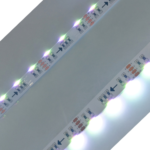 020 RGB Side Emitting LED Strip DC12V 60led