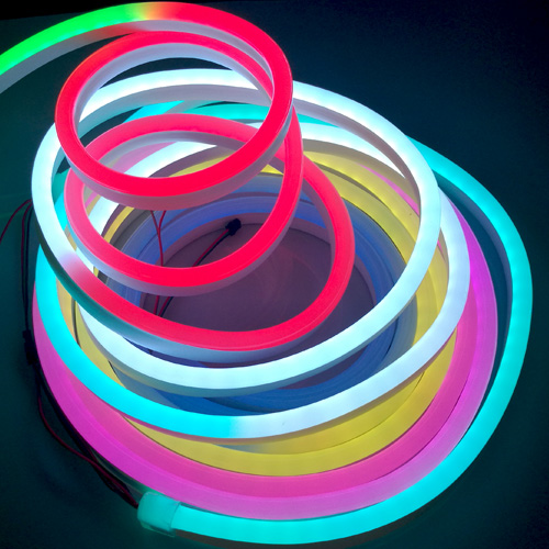 Digital RGB Neon Tube Light