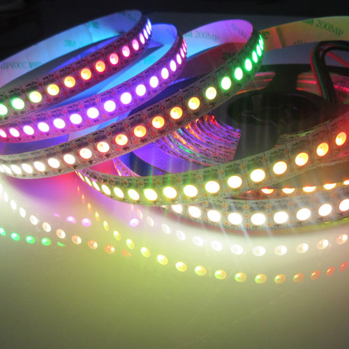 SK6812RGBW addressable rgbw 4in1 led strip