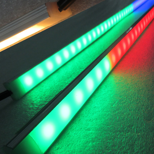 Ultra Thin Full Color LED Bar