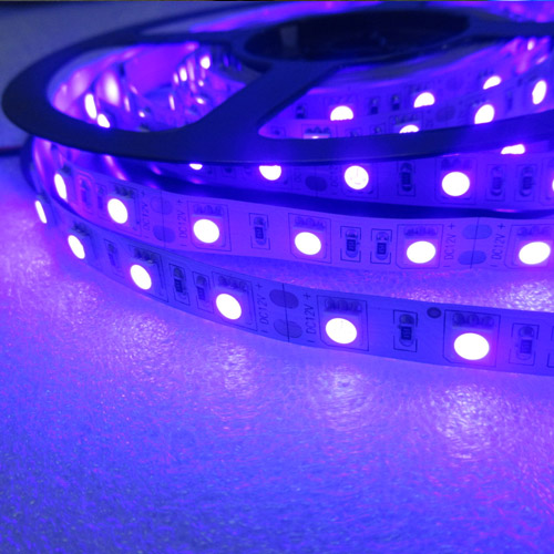 5050 Purple Color Flex LED Strip