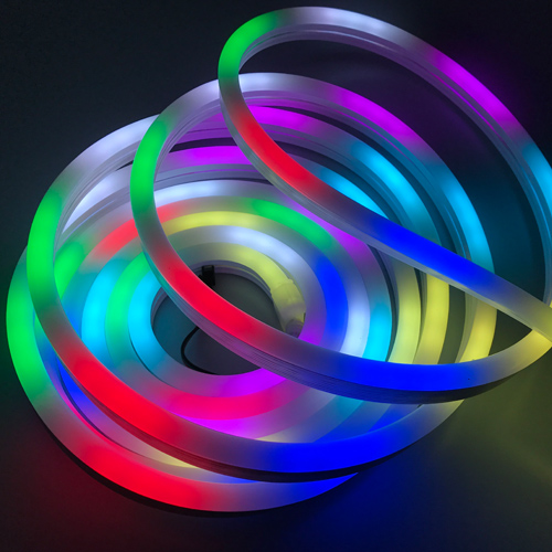 Silicone Neon Tube Dream Color Strip Supplier