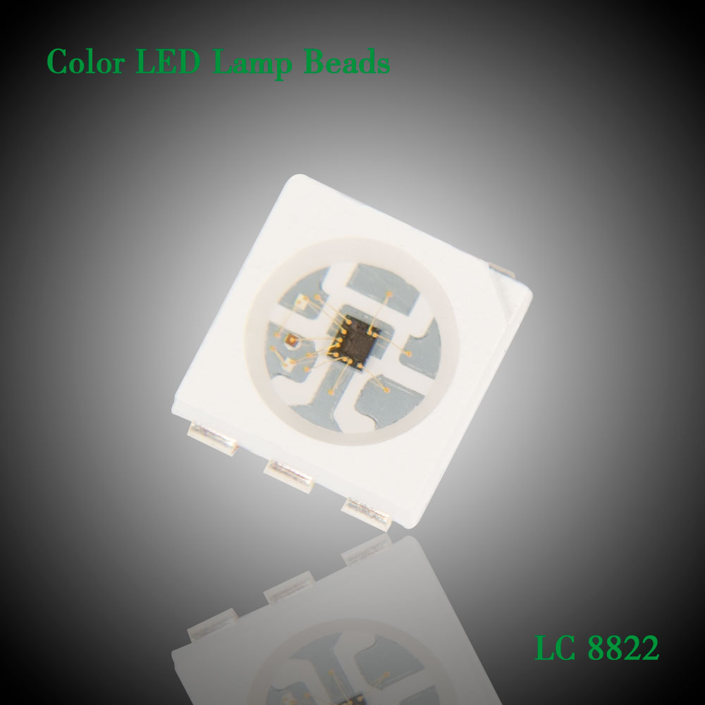 Lc8822 Led Chips Shenzhen Color Opto Electronic Coltd Dream Wiring Diagram
