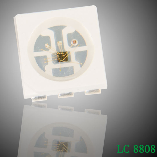 Newest Develop DC12V Individual Pixel LED LC8808