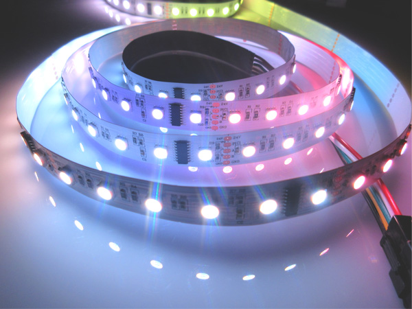 DMX RGBW LED Strip Light-DMX LED Strip Light-Shenzhen LED